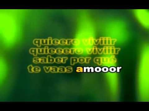 Algo De Mi Camilo Sesto Karaoke Musica Baladas Karaoke Canciones