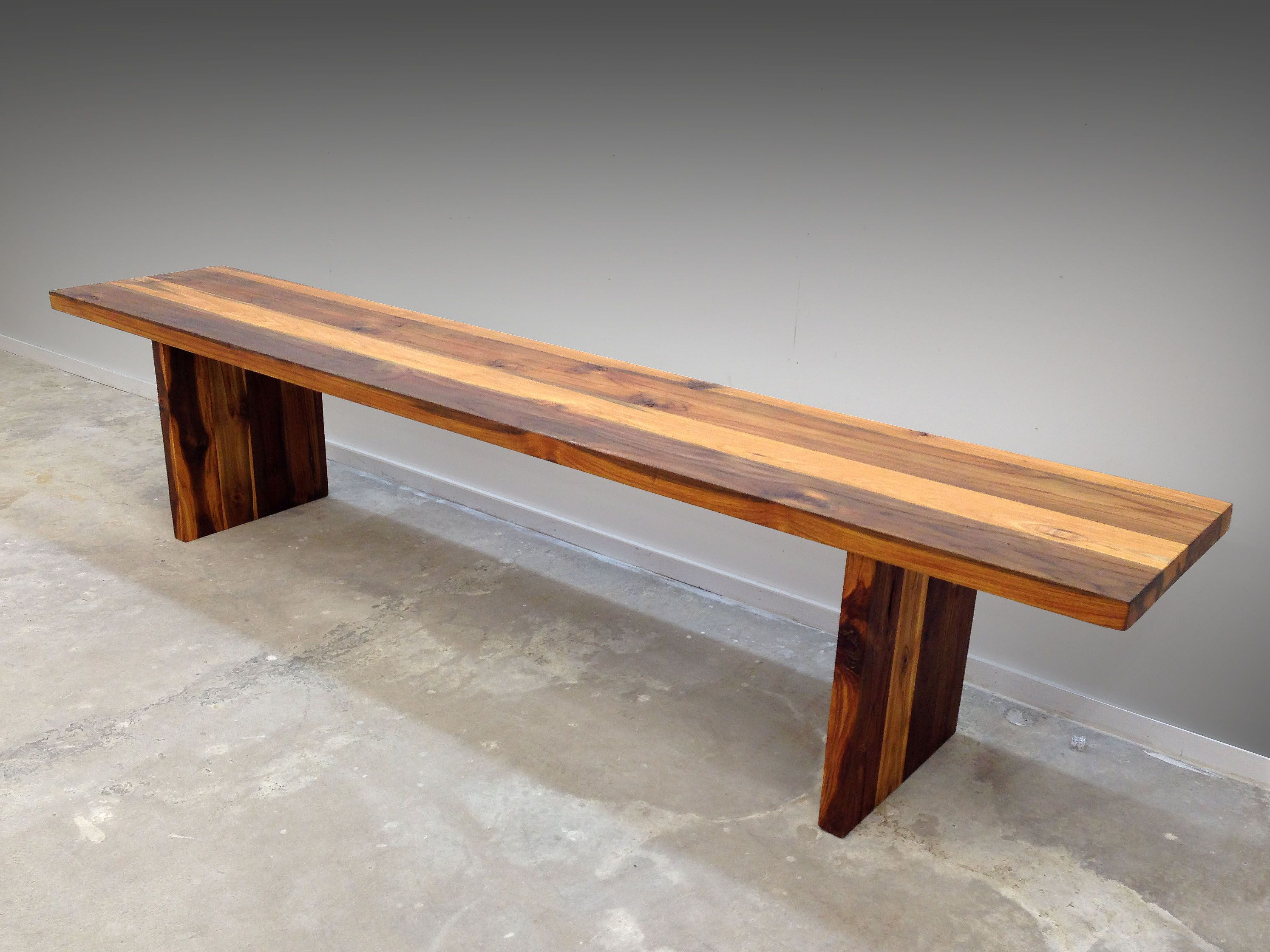 David Alan Collection   Reclaimed Teak Bench, Recycled Wood.  Www.thedavidalancollection.com