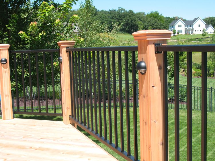 westbury aluminum railing | Tuscany Series Aluminum Railing | Deck on aluminum fence accessories, aluminum fence design, screen enclosures lighting ideas, deck lighting ideas, pvc lighting ideas, home lighting ideas,