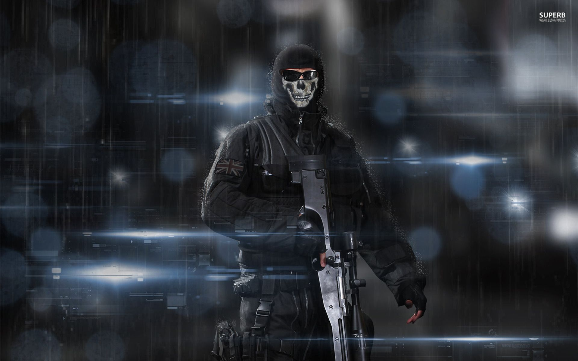 Call of Duty Ghosts | Call of Duty: Ghosts wallpaper - Game ...