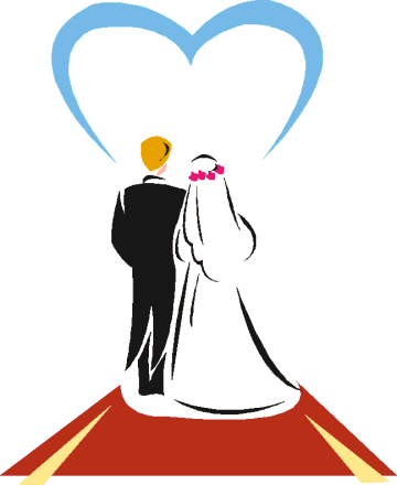 at the alter holiday wedding ceremony at the alter png html rh pinterest com getting married clipart married clipart free