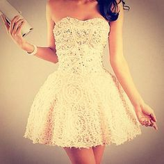 Cute Short Dress Tumblr | futrue somthin or other | Pinterest ...