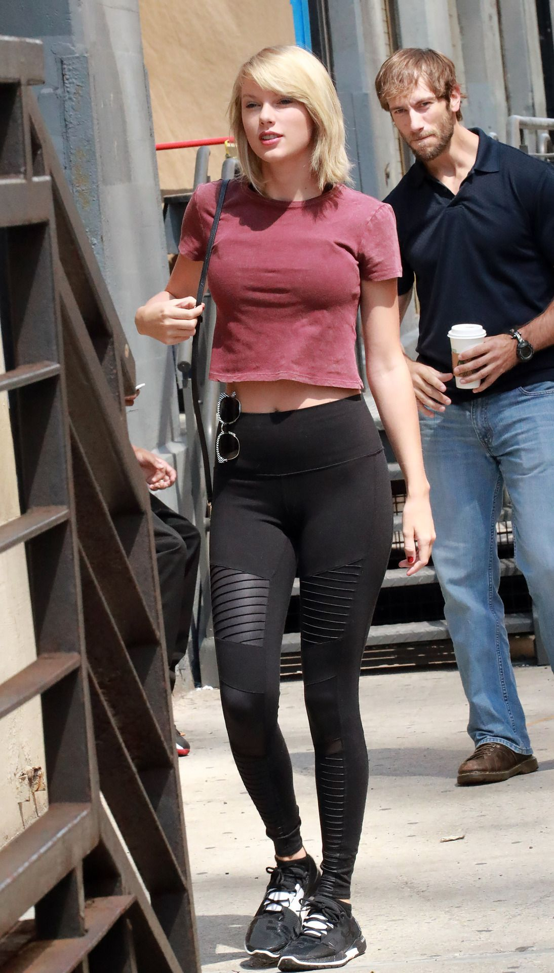 Taylor Swift 34b 24 33 August 24 2016 Arriving At The Gym In New York City New York Taylor Swift Style Taylor Swift Street Style Taylor Swift Hot