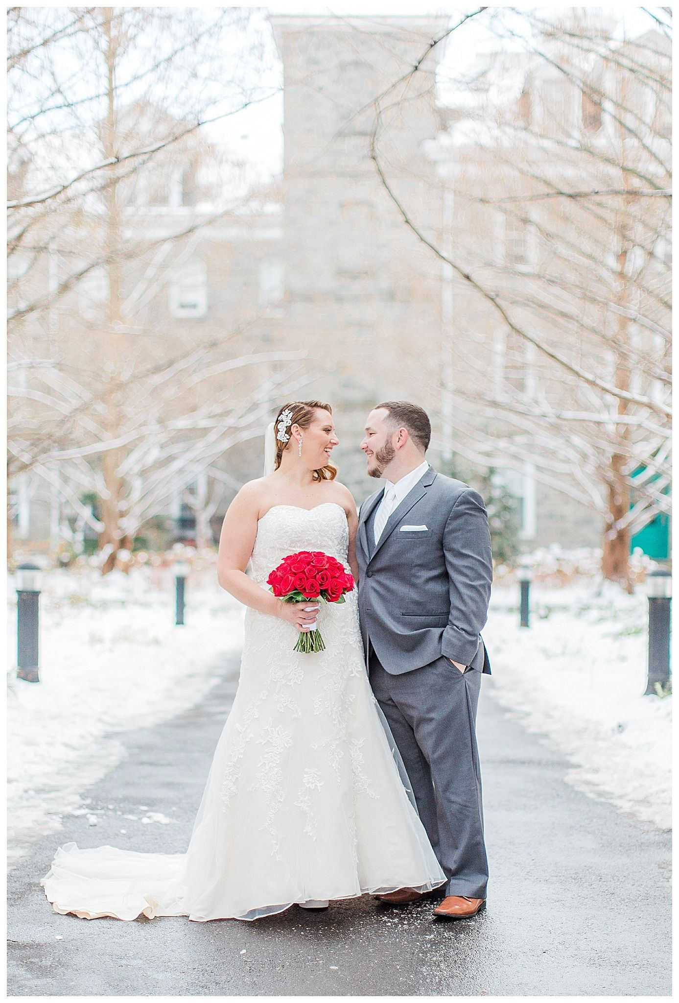 West Chester, PA Wedding | Chester, Winter wedding inspiration and ...
