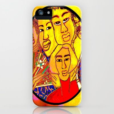 Colors of womanhood teach us how important our diversity no matter race we not just one color... I need your support please shop my Society6.com store just search my name....Colors of Ebony iPhone & iPod Case by Christa Bethune Smith, Cabsink09 - $35.00