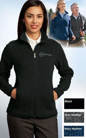 703d76c313 #redhouse #fleece #fullzip #jacket #custom #apparel for #business $59.00