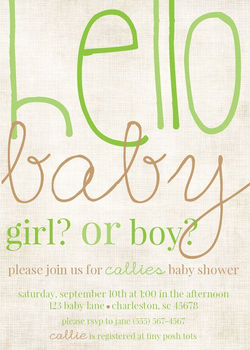 gender reveal baby shower neutral baby shower boy or girl shower
