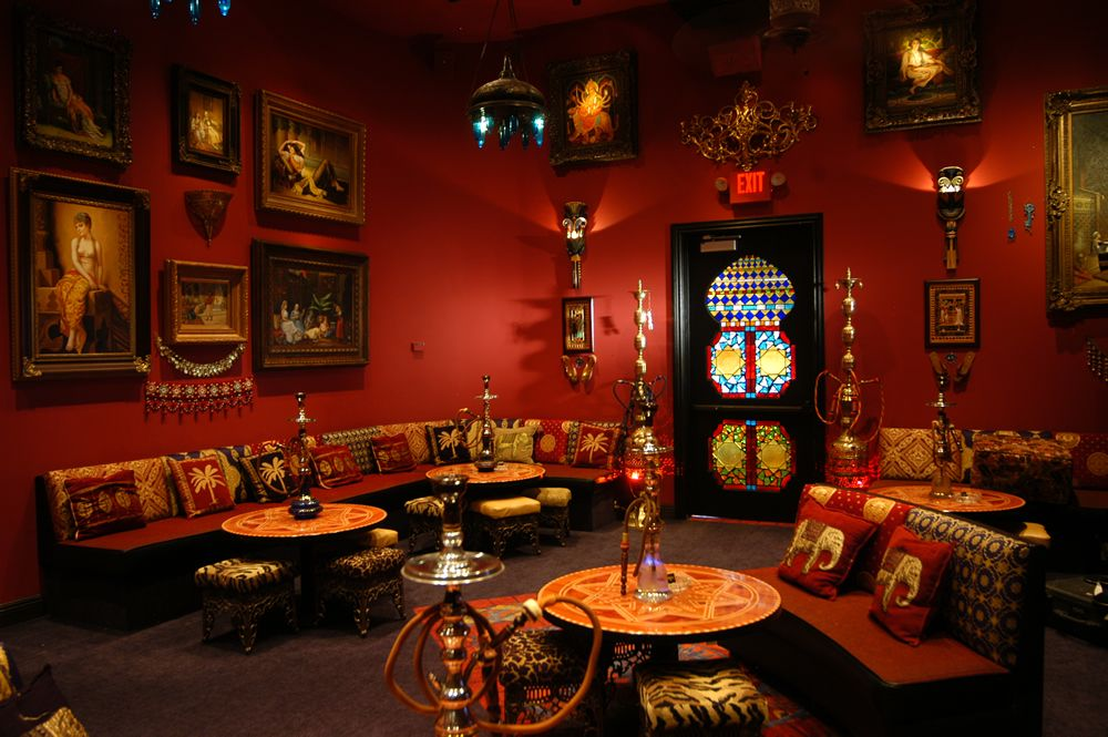 Peymon S Hookah Lounge A Beautiful Hookah Oasis In The City Of