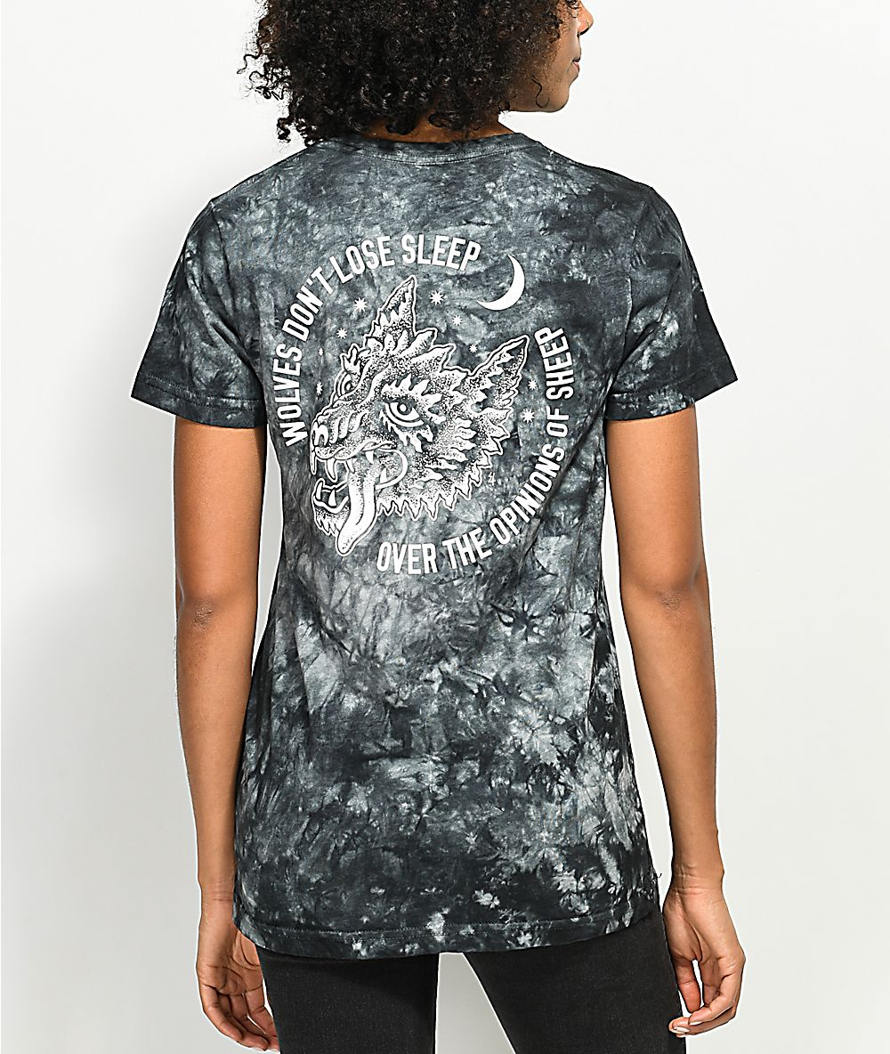 Lurking Class By Sketchy Tank Opinions Black Tie Dye T Shirt In 2018