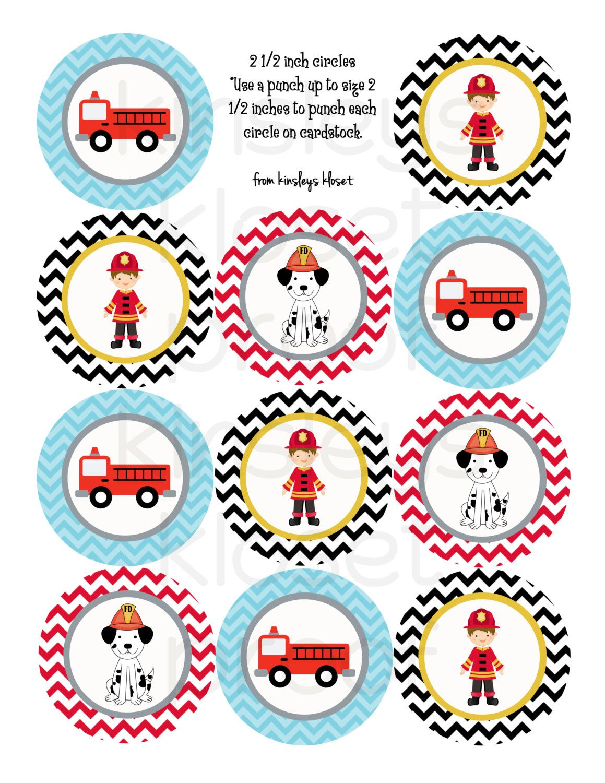 Printable Party Circles