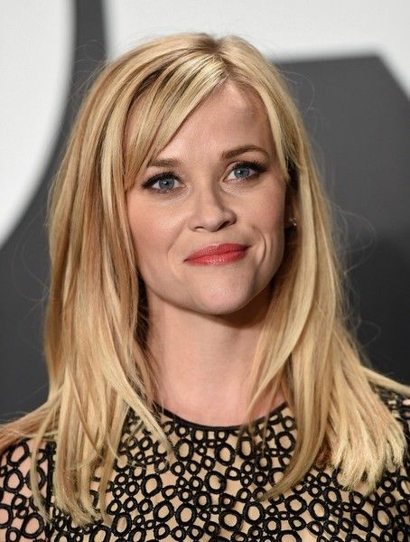 More Pics Of Reese Witherspoon Medium Straight Cut With