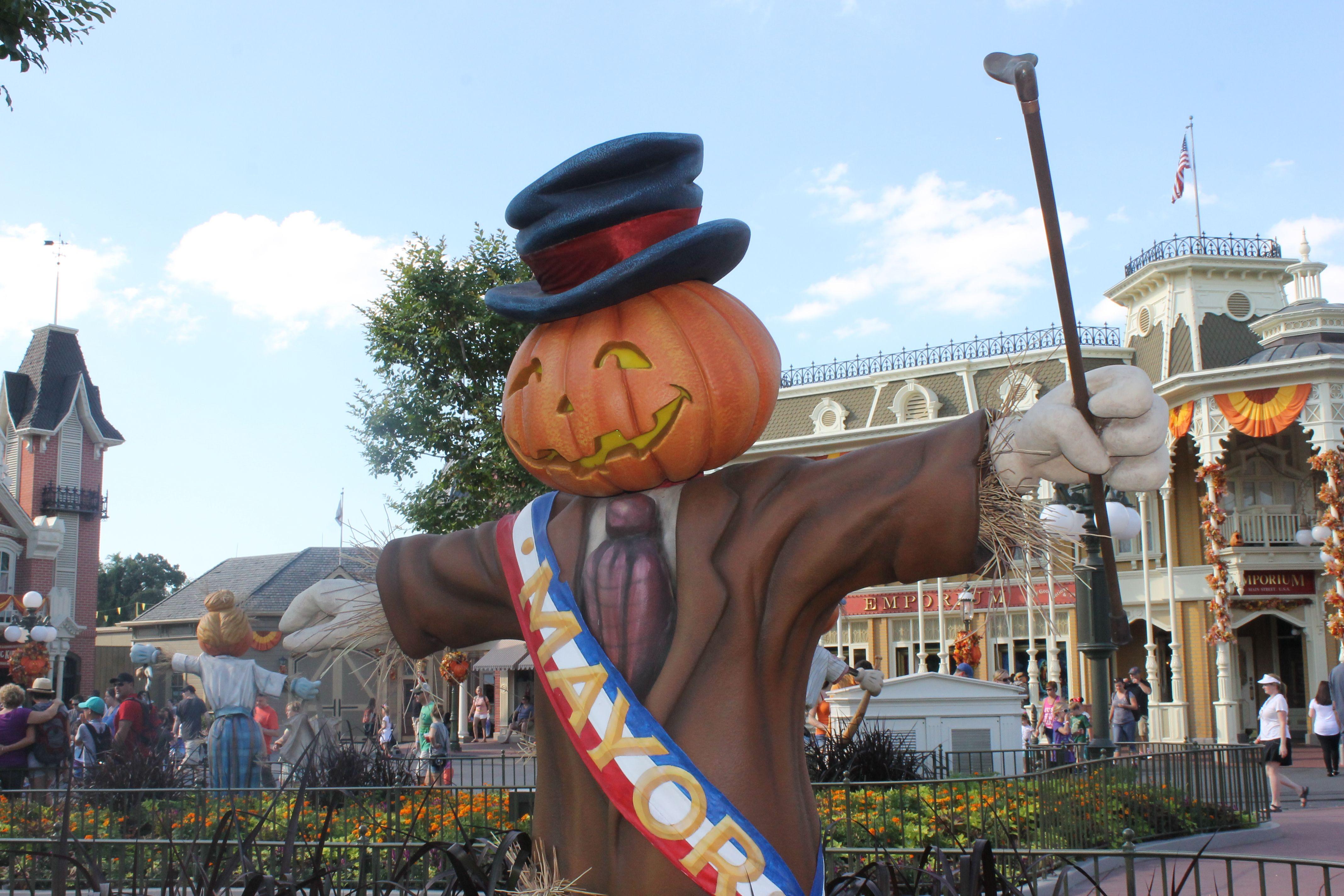 Main Street Pumpkin