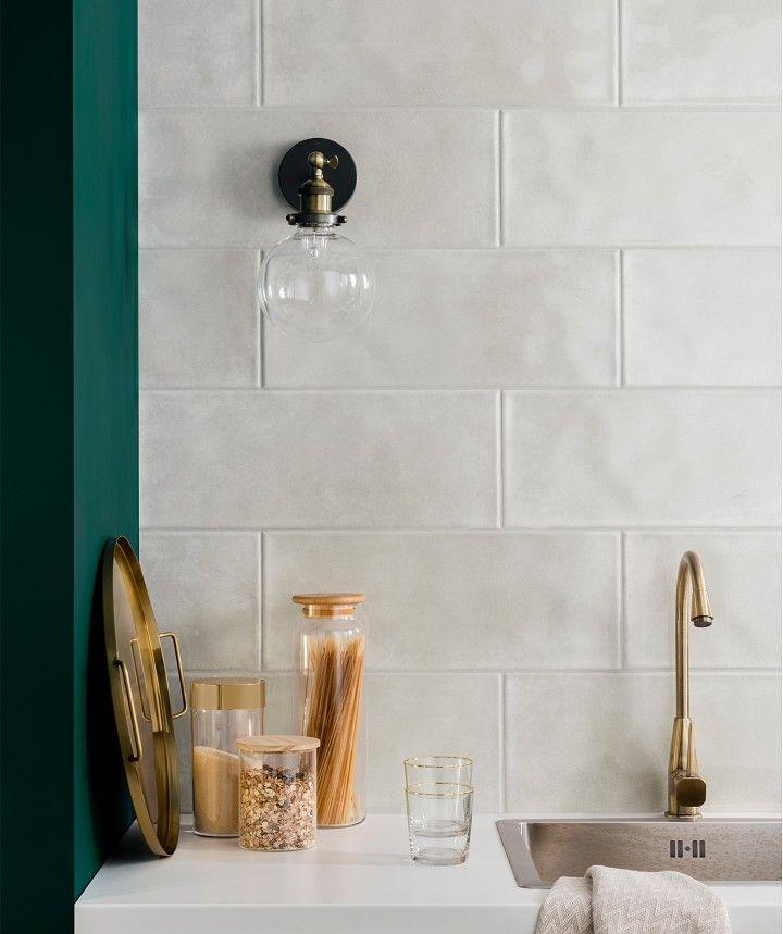 Bembridge Silver Tile In 2020 Topps Tiles Bathroom Wall Panels Tiles Uk