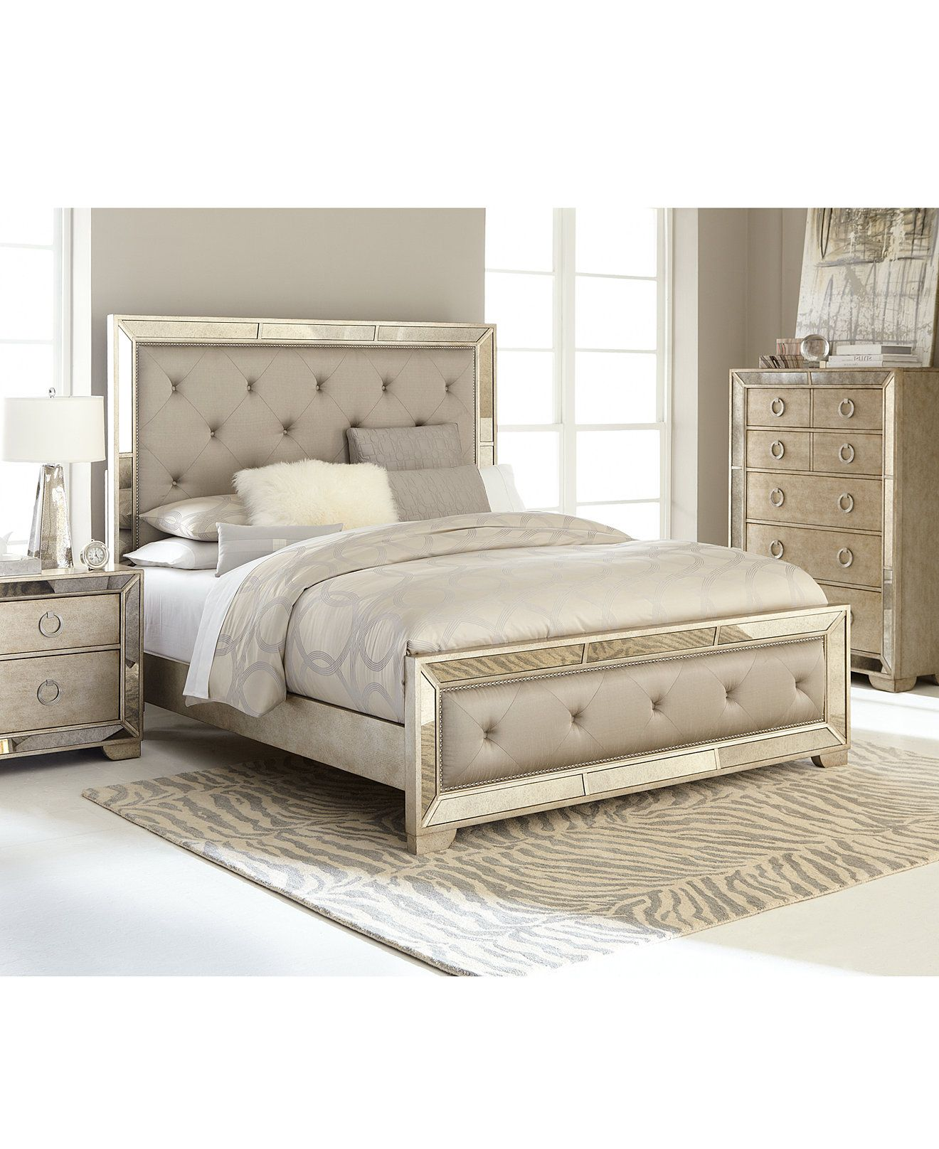Macys Furniture Framingham: Ailey Bedroom Furniture Collection