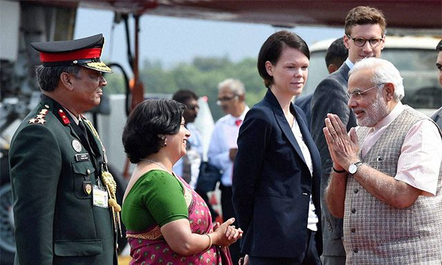 #Modi leaves for #BRICS summit: Will interact with leaders of #China, #Russia: http://www.thehansindia.com/posts/index/2014-07-14/Modi-leaves-for-BRICS-summit-Will-interact-with-leaders-of-China-Russia--101803 Narendra Modi I Support Narendra Modi Narendra Modi For PM BRICS #BRICSmeeting