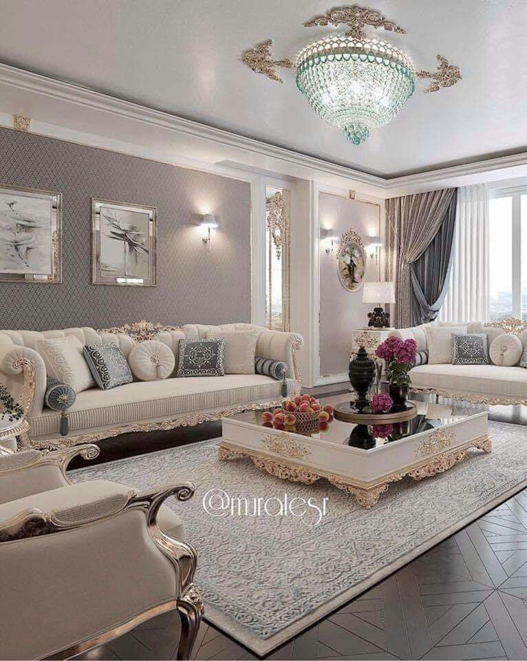 Pin By Aatef Edriss On Living Rooms Elegant Living Room Fancy