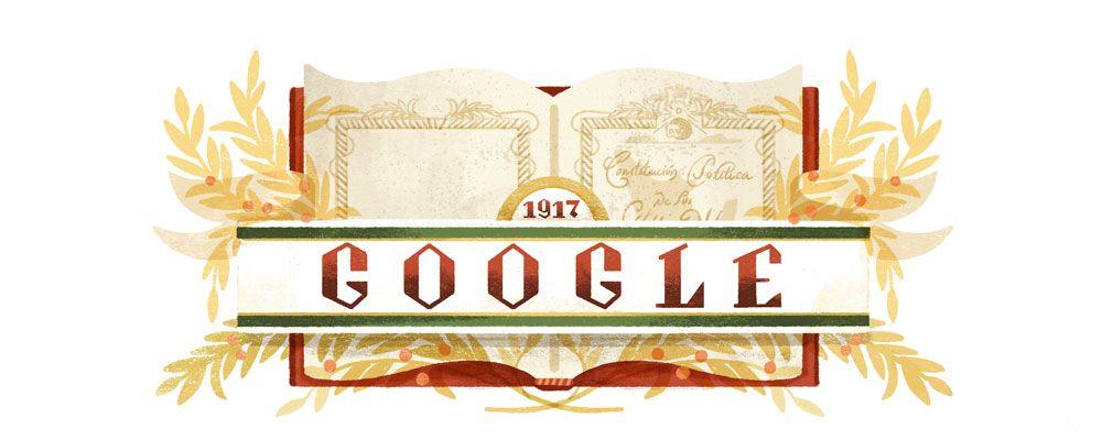 100° anniversario della costituzione messicana 05/03/2017