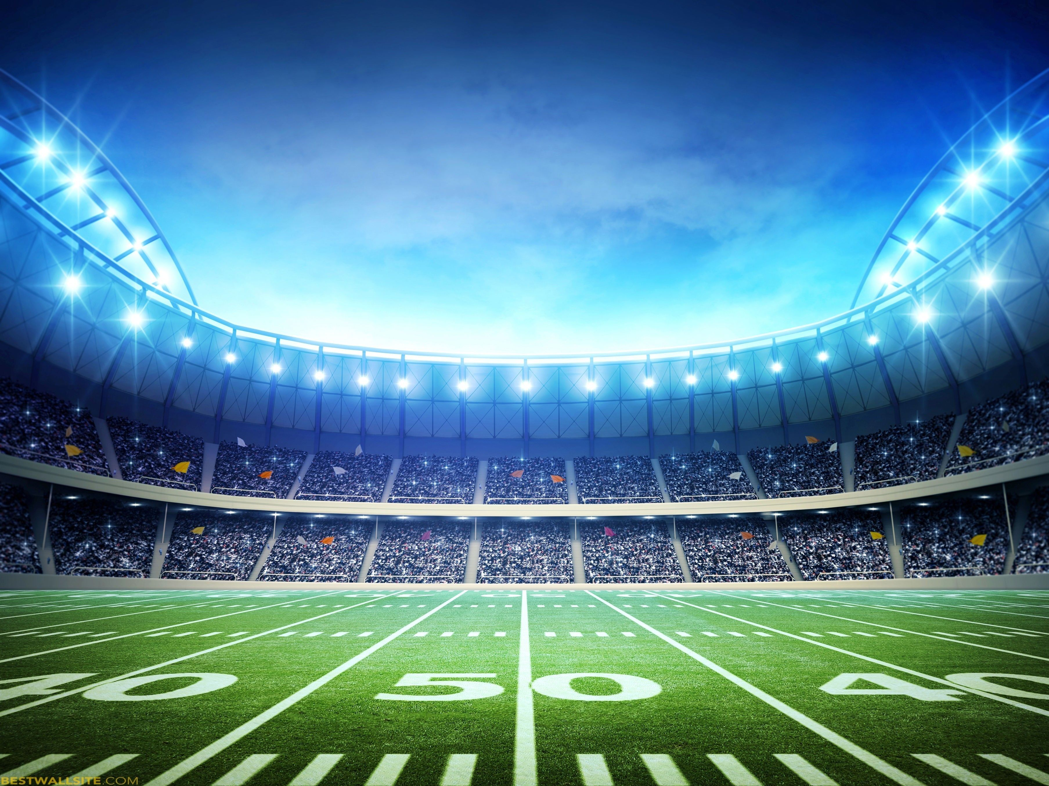 10 Top Nfl Football Stadium Background FULL HD 1080p For