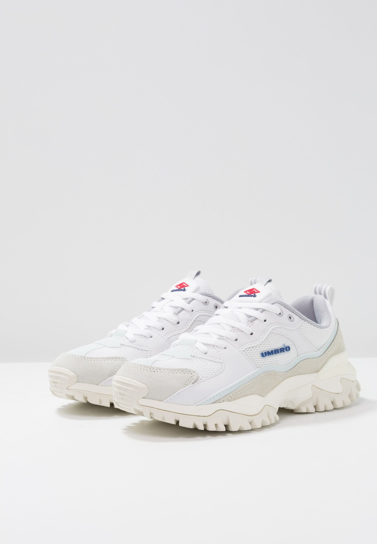 Umbro Projects BUMPY - Sneakers laag - clean white - Zalando.be 6786fc165e6