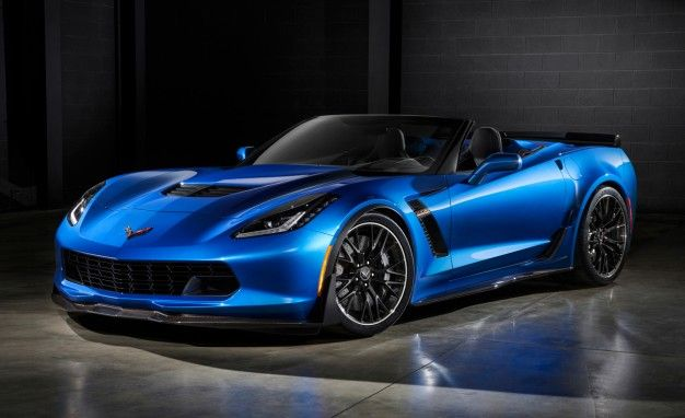 Delicieux Chevrolet Corvette Convertible 2015 Exotic Car Picture Of 36 : DieselStation