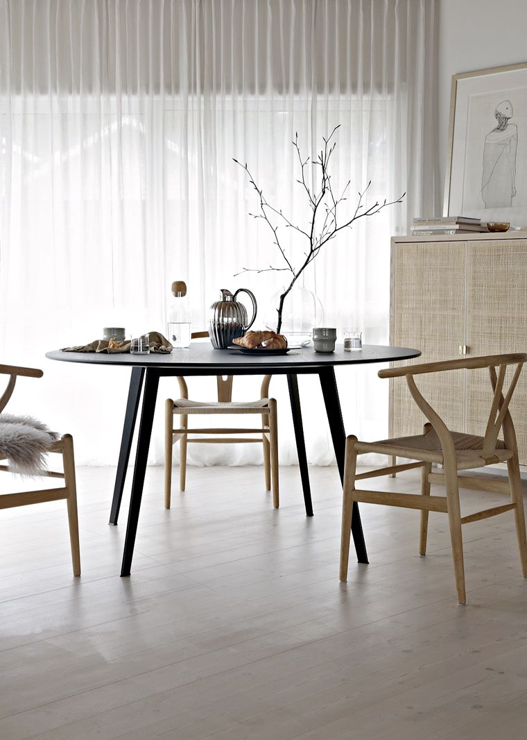 Everything You Need To Know About Scandinavian Design Scandi Dining Room Dining Room Design Modern Dining Room