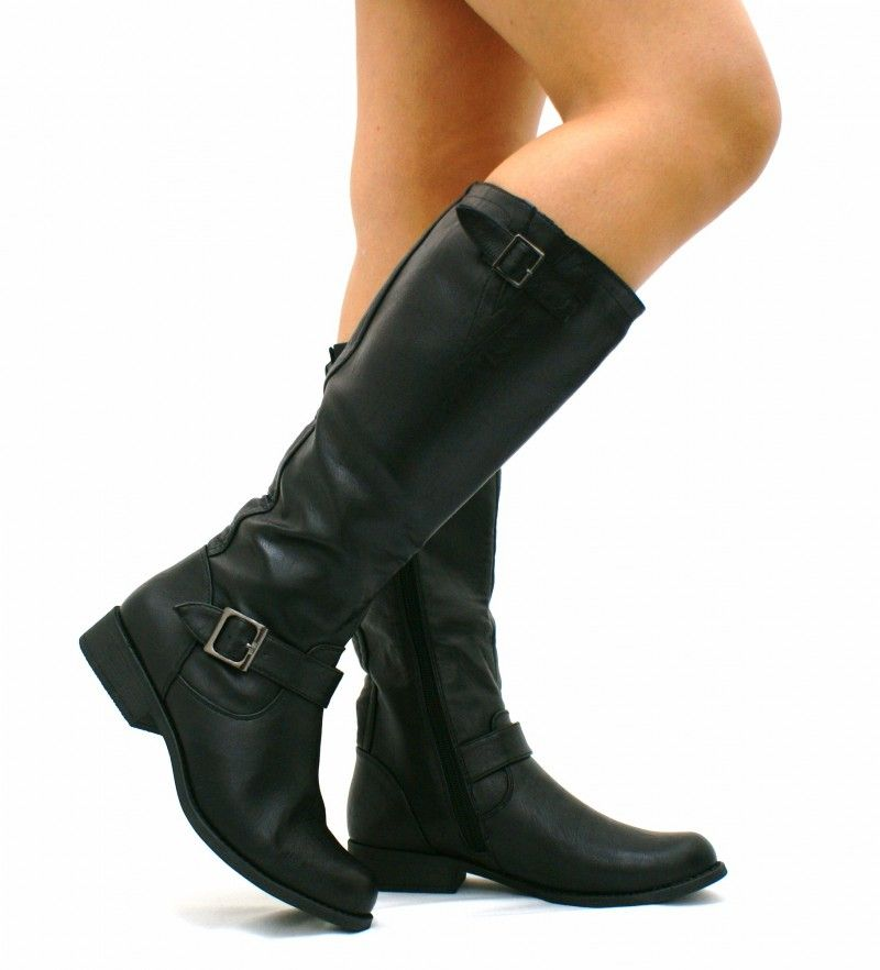 psscute.com knee-high-womens-boots-01 #womensboots | Shoes ...