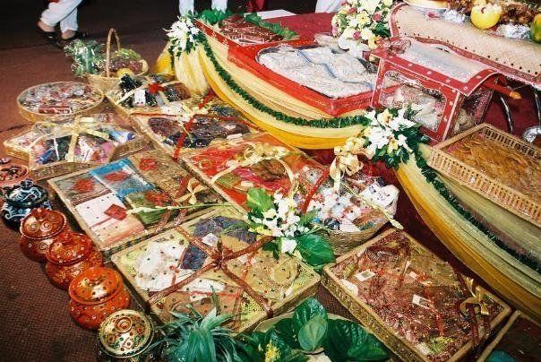 trousseau packing bengali wedding wedding gifts wedding decor wedding ...