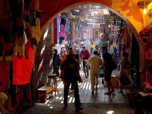 Photographer's Tour of Marrakech