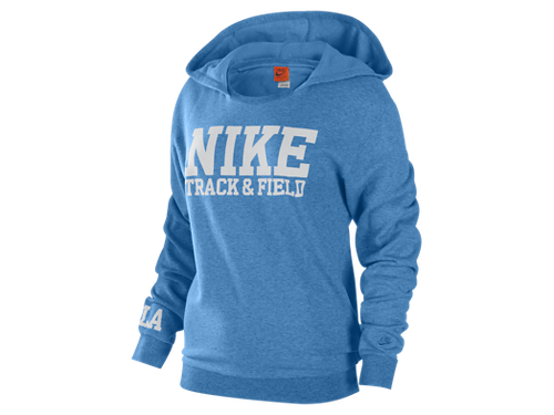 Nike Track And Field Women's Pullover HoodieOHMYGOD. i