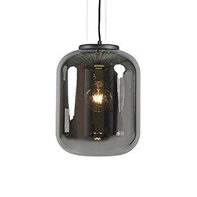 QAZQA Modern / Retro / Pendelleuchte / Pendellampe / Hängelampe - led leuchten wohnzimmer