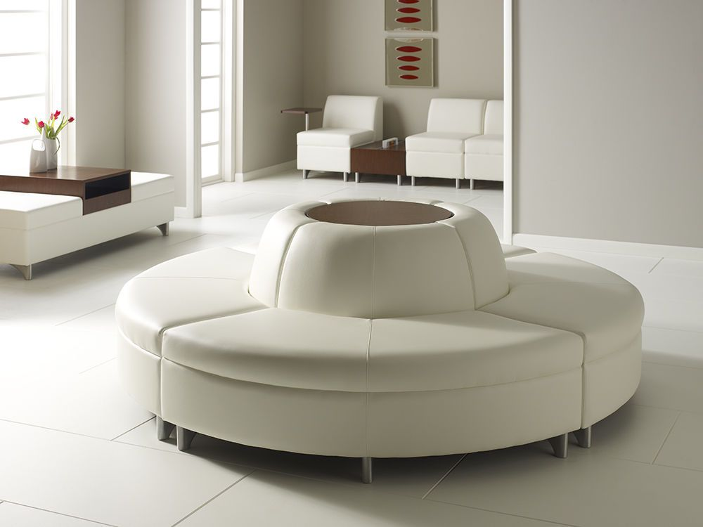 Pin By Kazuko Hoshino On Sofa With Images Round Sofa Furniture Lounge Seating