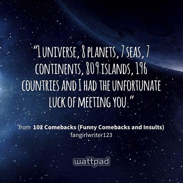 universe 8 planets quote - photo #10