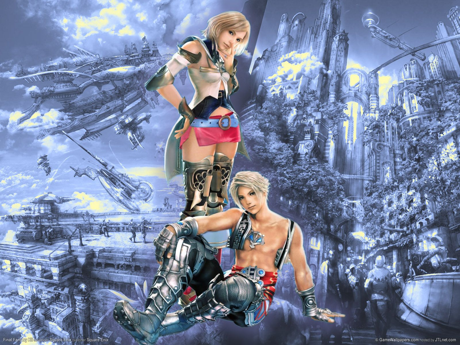 Final Fantasy 12 Desktop Wallpaper