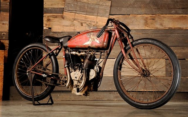 I Think This Is An Excelsior Board Track Racer WILD HOT RAD