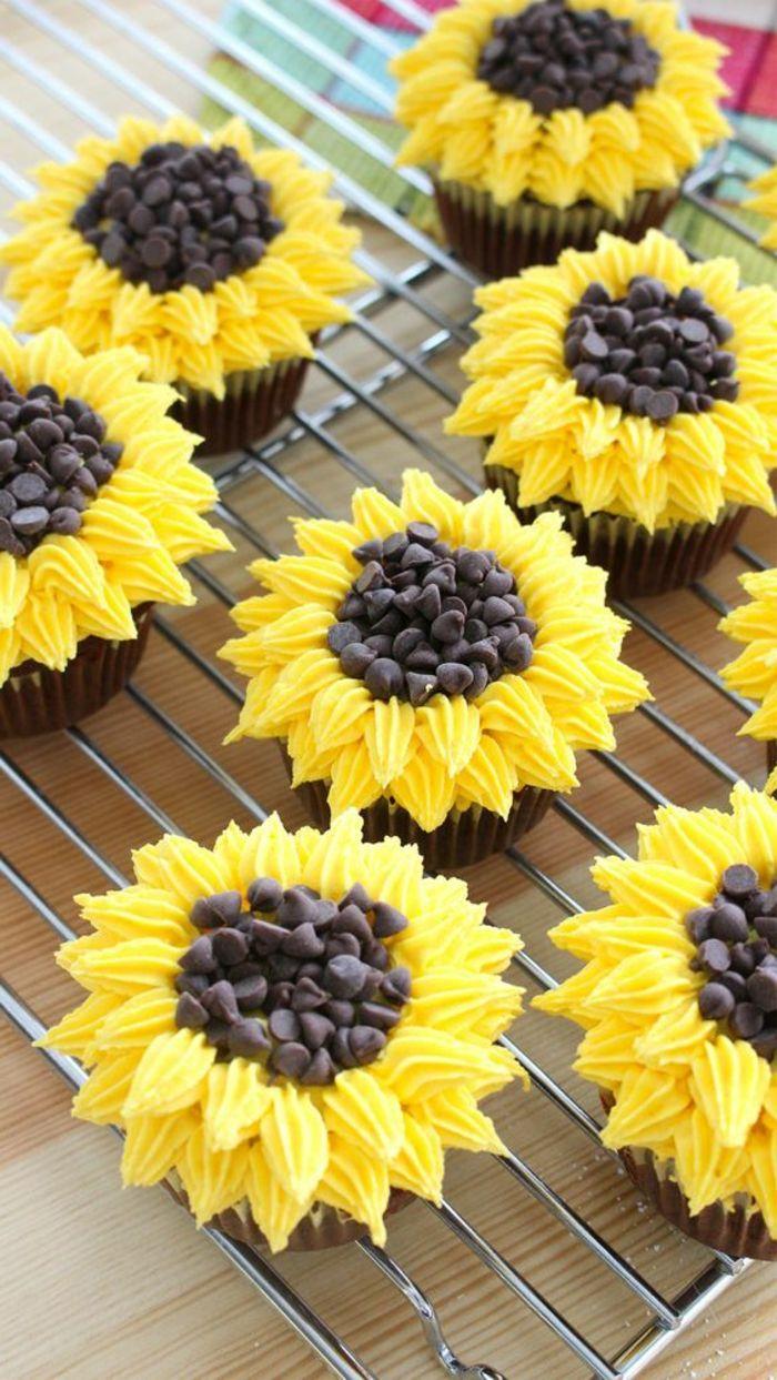 ▷ 1001+ Ideen und Anleitungen, wie Sie Cupcakes dekorieren ...
