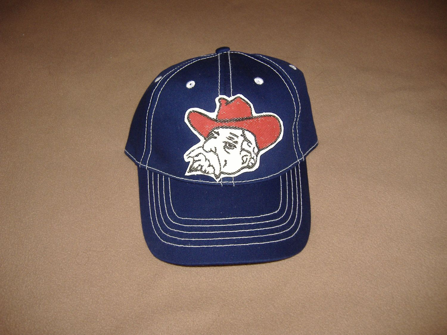 Ole Miss Colonel Reb hat, new unisex adjustable size hat