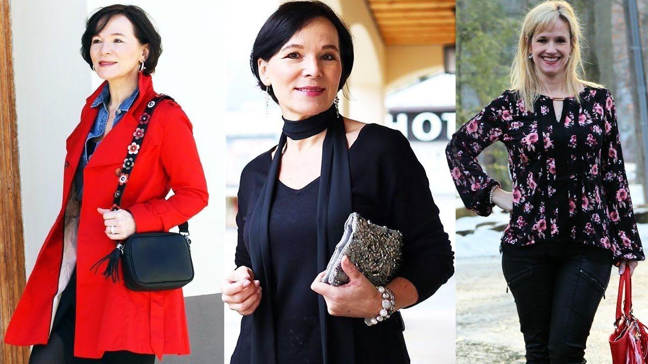 Ropa de Moda para Señoras de 50 a 60 Años a Mas 2018 ...