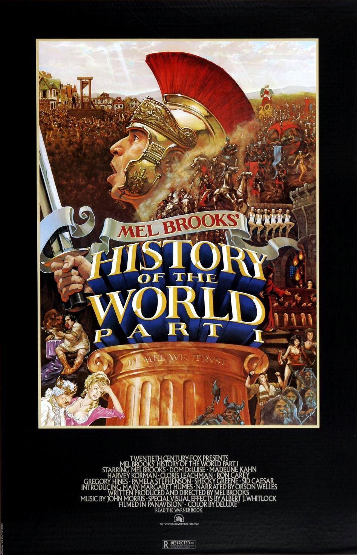 La Folle Histoire Du Monde : folle, histoire, monde, Épinglé, Ðavies, 1980's., Like,, Totally, Histoire, Monde,, Film,, Films, Complets