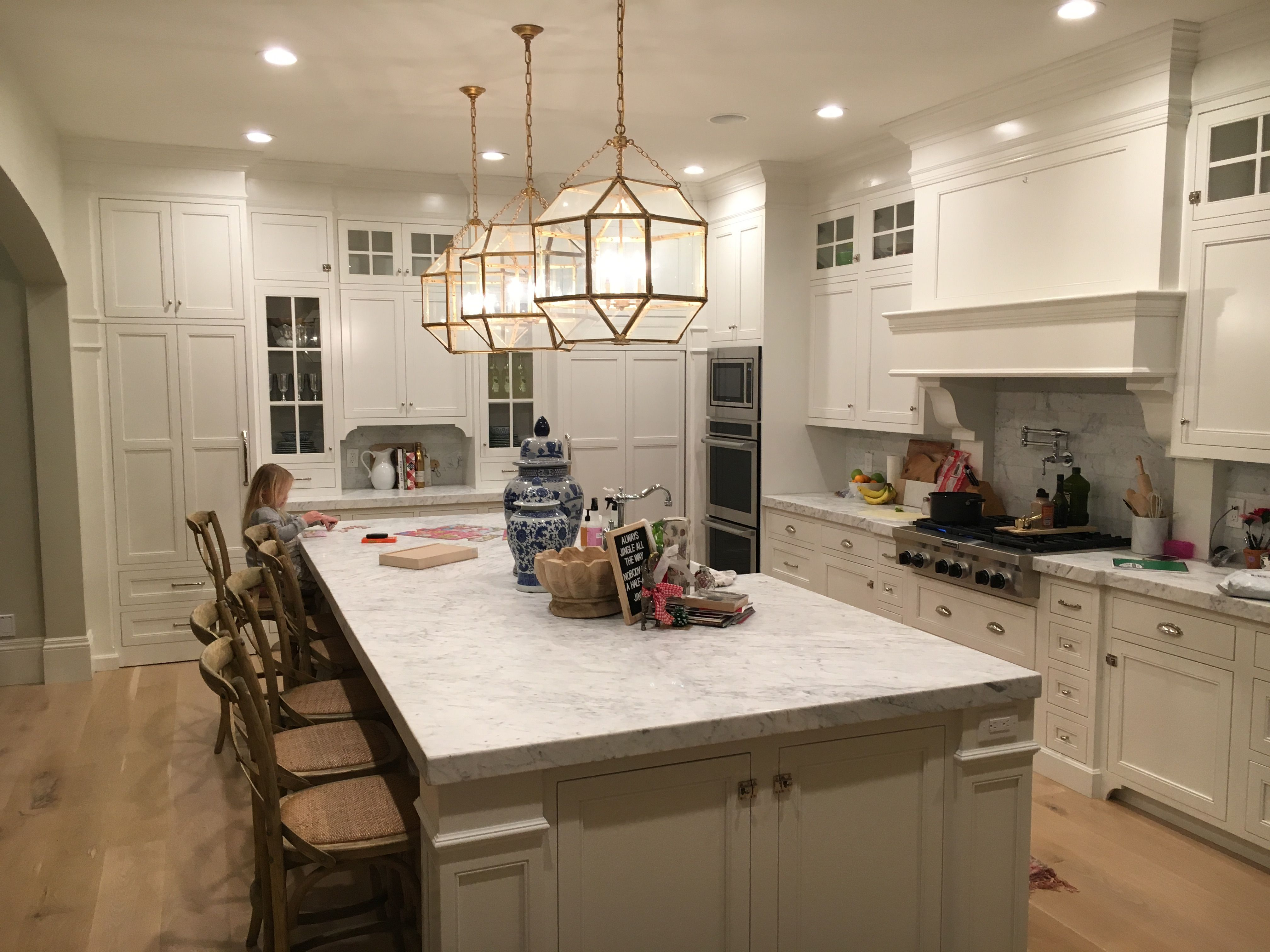 Big with a large island. (With images) | Kitchen remodel ...
