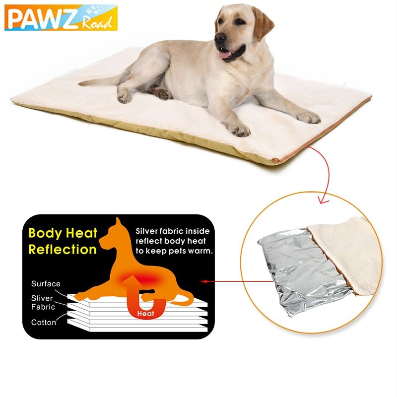 Heating Mat For Dog Pet Corner Heated Pet Beds Heated Dog Bed