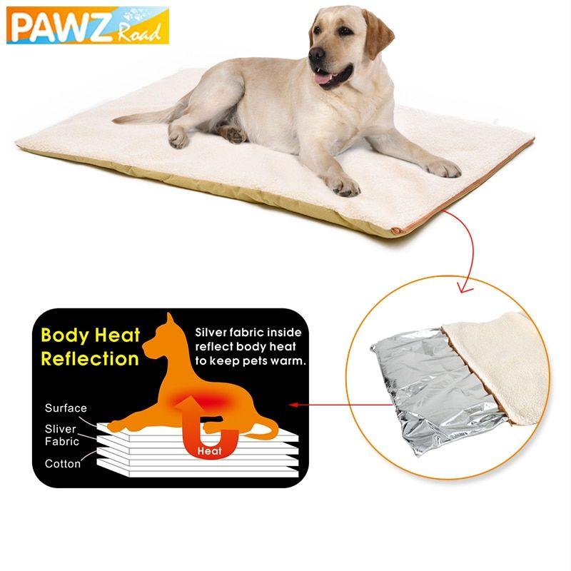 Dog Ate Corner Of Rug: Heated Pet Beds, Heated