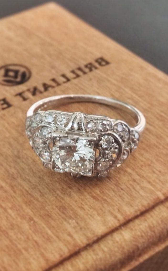 Vintage Engagement Rings London Ontario | Ring | Vintage