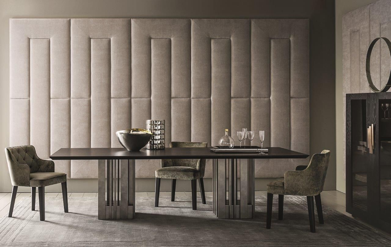 Casamilano Presents Empire The New Dining Table By Marco Boga For