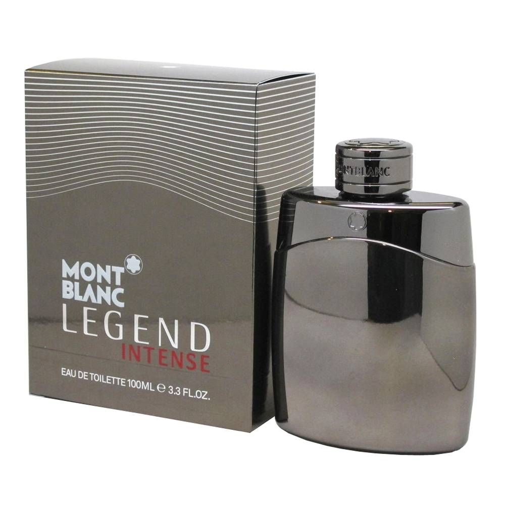 Legend Intense Mont Blanc For Men Le Parfumier Mont Blanc Eau De Toilette Intense