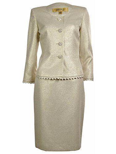 7567b8a371a0a Pin by Becca Grant on For Mom in 2019   Skirt suit, Blazer suit, Dresses