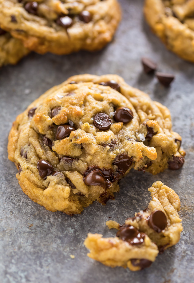The Best Vegan Chocolate Chip Cookies In The World Recipe Vegan Cookies Recipes Vegan Chocolate Chip Cookies Vegan Chocolate Chip
