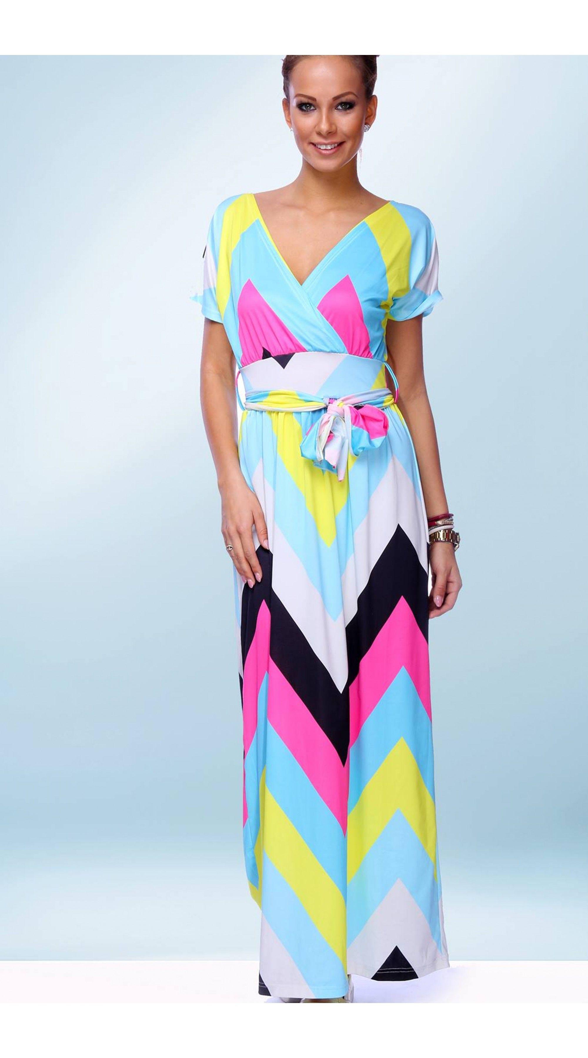 Színes ruha 1ac8bd133e