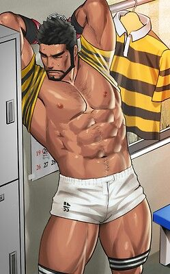 Images about hot cartoons on pinterest men art