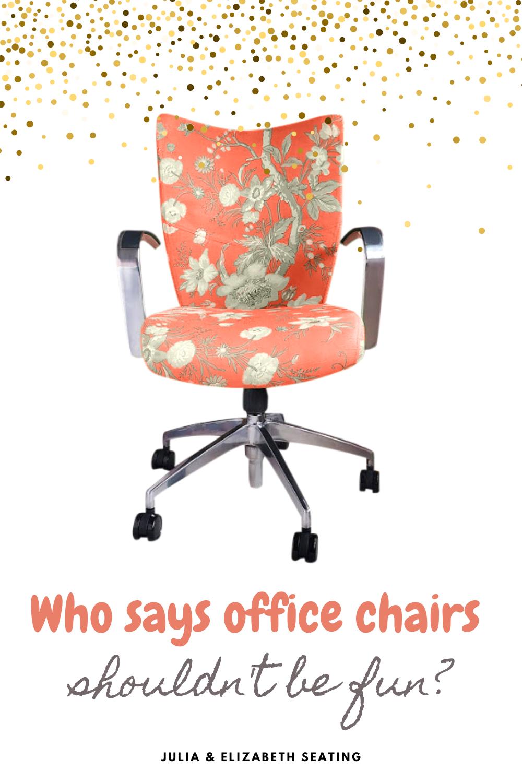 Desk Chairs for Women in 2020   Cute desk chair ...