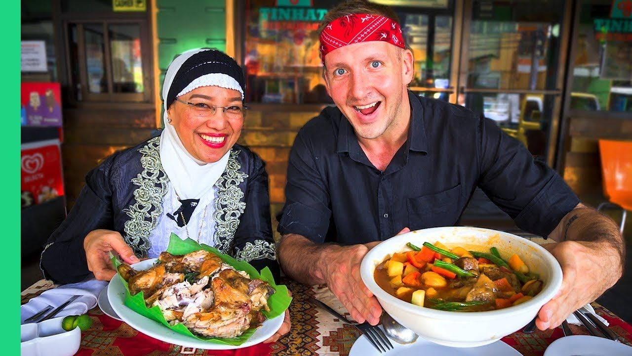 Filipino Halal Food Tour The Hidden Muslim Eateries Of Davao Mindanao Halal Recipes Food Weird Food